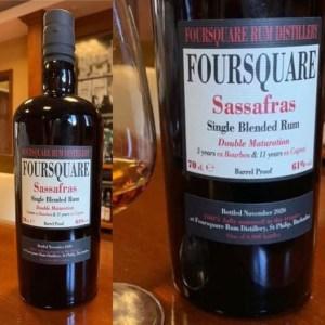 Foursquare Rum Distillery Sassafras - thefatrumpirate.com