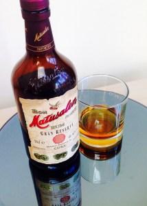 Matusalem Gran Reserva Puerto Rico Cuba Rum Review