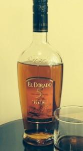 El Dorado 5 Year Old Demerara Guyana Rum Review