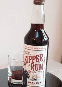 Skipper Rum Demerara Review Guyana