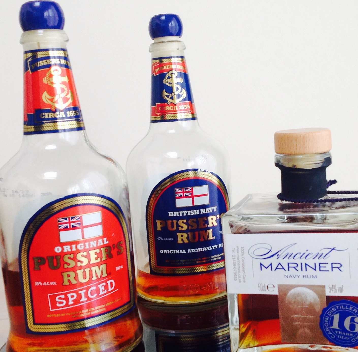 Navy Rum Reviews