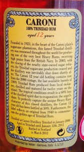 Caroni Trinidad rum review the fat rum pirate Velier