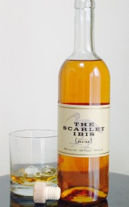 The Scarlet Ibis rum review by the fat rum pirate