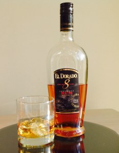 El Dorado 8 Year rum review by the fat rum pirate