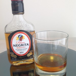 Bardinet Rhum Negrita Rum Review by the fat rum pirate