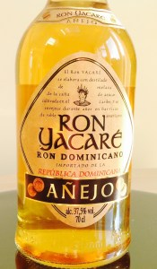 Ron Yacare Anejo Rum Review