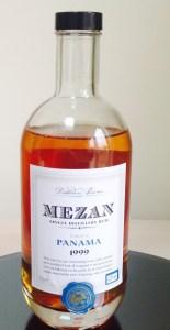 Mezan Panama 1991 Rum Review by the fat rum pirate