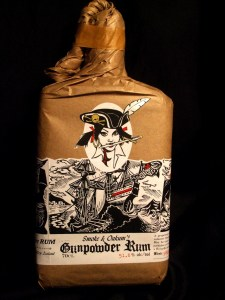 S&O's Gunpowder Rum