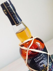 Plantation Guatemala XO rum review by the fat rum pirate