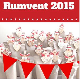 Rumvent Calendar 2015 by rhe fat rum pirate