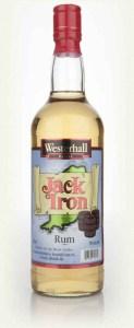 Westerhall Estate Jack Iron Rum