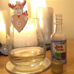 Jack Iron Rum Review by the fat rum pirate