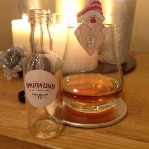 Appleton Estate Rare Blend 12 rum review by the fat rum pirate rumvent