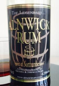 The Legendary Alnwick Rum Review by the fat rum pirate 2