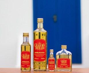 Cachaca Barao Dourado Amburana Review by the fat rum pirate