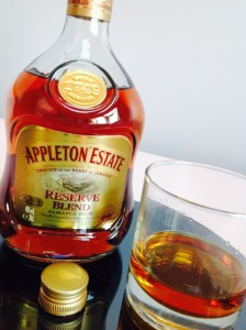 APPLETON RESERVE BLEND RUM REVIEW BY THE FAT RUM PIRATE