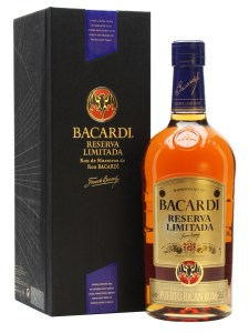 Bacardi Reserva Limitada Rum Founders Reserve Rum Review by the fat rum pirate