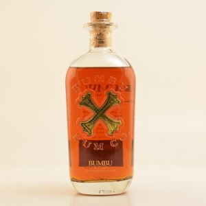 Bumbu The Original Rum Review by the fat rum pirate
