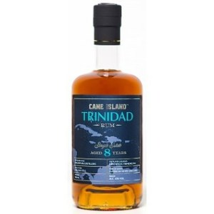 CANE ISLAND TRINIDAD agedc 8 years rum review by the fat rum pirate