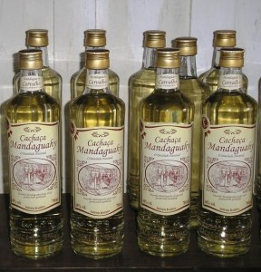 Cachaca Mandaguahy Rum Review by the fat rum pirate