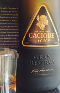 Cacique 500 Gran Anejo Rum Review by the fat rum pirate