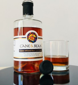 Cane & Bean 1870 Cacao Infused Rum Spirit Drink Rum Review by the fat rum pirate