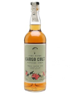 Cargo Cult Spiced Rum Review by the fat rum pirate