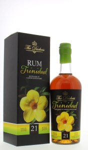 The Duchess Trinidad Rum Aged 21 Years Caroni Distillery rum review by the fat rum pirate