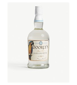 Doorly's Aged 3 Years Fine Old Barbados Rum review by the fat rum pirate