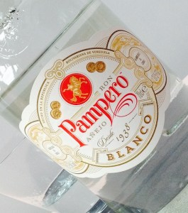 Pampero Blanco Rum Review by the fat rum pirate