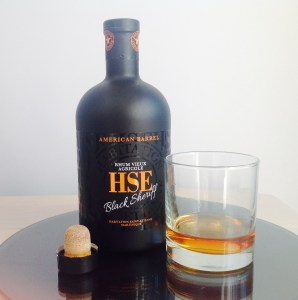 HSE Habitation Saint Etienne Black Sherrif Rum Review by the fat rum pirate