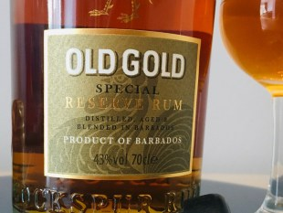 Cockspur Old Special Reserve Rum