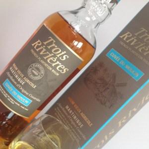 Trois Rivieres Cuvee de Moulin Rum Review by the fat rum pirat