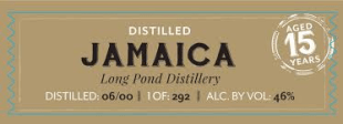 Kill Devil Jamaica Long Pond Rum Review by the fat rum pirat