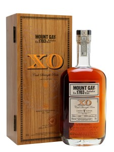 Mount Gay XO Cask Strength Rum Review by the fat rum pirate