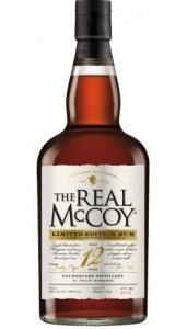 The Real McCoy Aged 12 Years Limited Edition Rum Review by the fat rum pirate