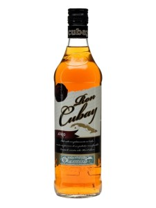 Ron Cubay Anejo rum review by the fat rum pirate