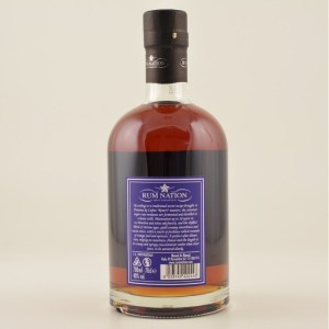 Rum Nation Panama 18 Year Old 2014 review by the fat rum pirate