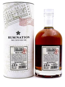 Rum Nation Rare Rums Worthy Park 2006 2017 rum review by the fat rum pirate