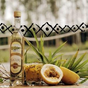 Cachaca de Alambique Sucuri 2 Anos Rum Review by the fat rum pirate
