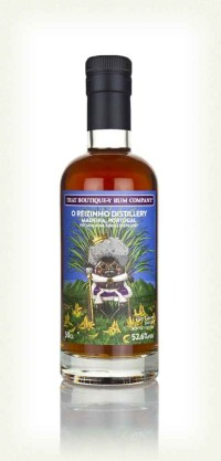 That Boutique-y Rum Company O Reizinho Distillery Aged 3 Years rum review by the fat rum pirate