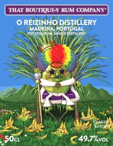 That Boutique-y Rum Company O Reizinho Distillery Unaged Batch 1 rum review by the fat rum pirate