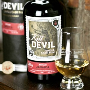 Kill Devil Jamaica Hampden Distillery Aged 10 Years Rum Review by the fat rum pirate The Whisky Barrel
