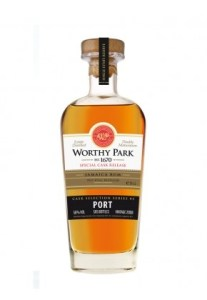 Worthy Park Special Cask Release Port Review by the fat rum pirate