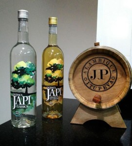 Cachaca Japi Classica Rum Review by the fat rum pirate