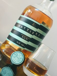 Hattiers Premium Reserve Rum Review by the fat rum pirate
