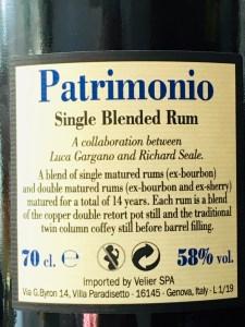 Foursquare Rum Distillery Patrimonio Rum Review by the fat rum pirate