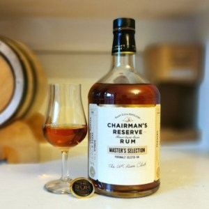 Chairman's Reserve Master's Selection - UK Rum Club Exclusive rum review by the fat rum pirate