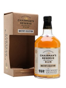 Chairman's Reserve Master's Selection 2011 8 Years Old rum review by the fat rum pirate