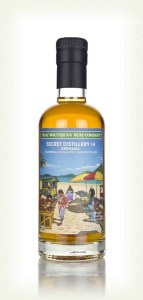 That Boutique-y Rum Company Secret Distillery #4 Grenada